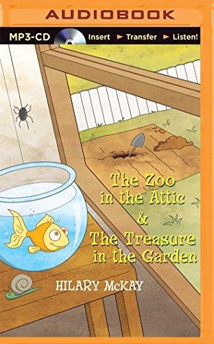 The Zoo in the Attic & the Treasure in the Garden (Paradise House)