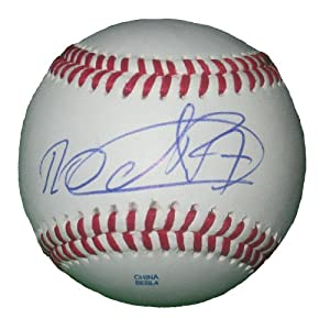 Rougned Odor Autographed Signed ROLB Baseball, Texas Rangers, Proof Photo by Southwestconnection-Memorabilia