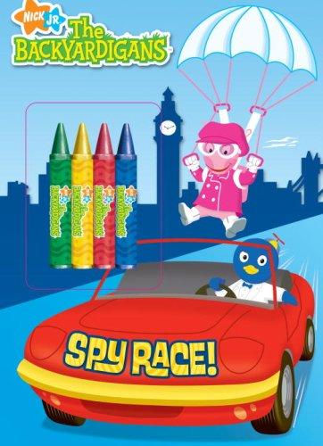Spy Race! (Backyardigans)