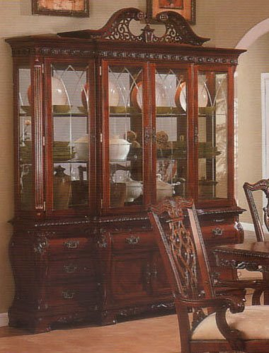 Cheap Italian Venezia Hutch/Buffet (B000OFYPBG)