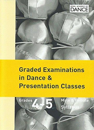 graded-examinations-in-dance-presentation-classes-grades-4-5-male-female-syllabus