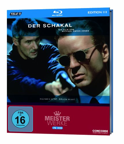 Der Schakal - Meisterwerke in HD Edition 3/Teil 18 [Blu-ray]