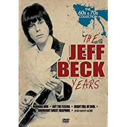 Beck, Jeff - The Jeff Beck Years
