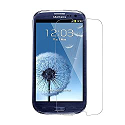 MoArmouz Go - Super Tempered Glass Screen Protector for Samsung Galaxy S3 by MoArmouz® Screen Guard - Shatterproof, Durable & Drop Resistant / HD / 9H Hardness 3D Touch Compatible / Mobile Accessories / Screen Protectors