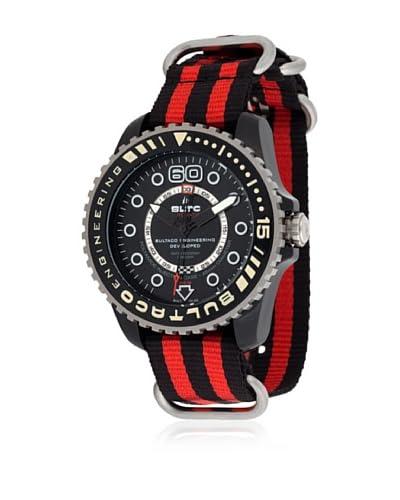 Bultaco Reloj Blpb45A-Cb1-T5 Negro / Rojo