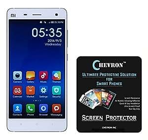 Chevron AquaShieldz Pro Matte Screen Guard Protector For Xiaomi Mi4 64GB (Pack Of 2)