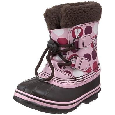 Sorel Yoot Pac Snow Boot - 1443 (Toddler/Little Kid/Big Kid),