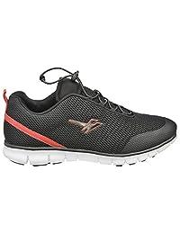 Gola Maluka Black Mens Fitness Sneakers