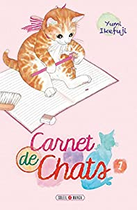 Carnet de chats Edition simple Tome 1