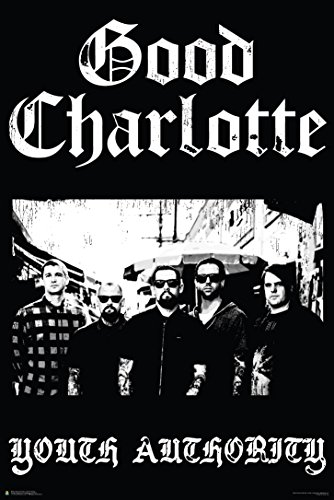 Good Charlotte Poster - Youth Authority (24