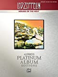 Amazon.co.jpLed Zeppelin V Houses of the Holy Platinum Guitar: Authentic Guitar Tab (Alfred's Platinum Albums)