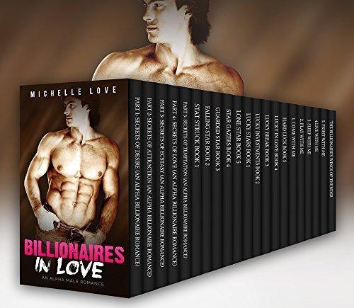 Billionaires in Love: An Alpha Billionaire Romance Box Set