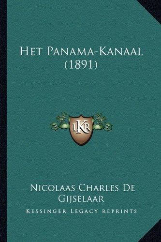Het Panama-Kanaal (1891)