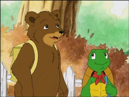 Franklin And The Baby;Franklin Goes To Day Camp (Bonnie Bear compare prices)