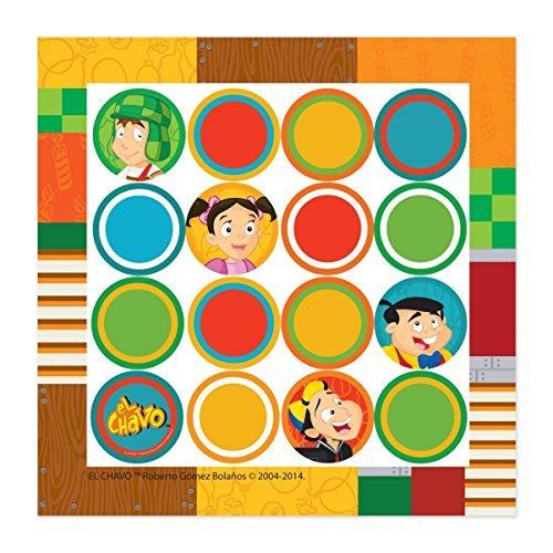 El Chavo del Ocho Party Napkins Lunch Favor Birthday Decoration Supplies