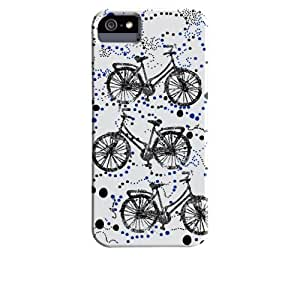 Case-Mate iPhone 5 Barely There with Liner Elizabeth Lamb - Afternoon Ride - Retail Packaging - Multi
