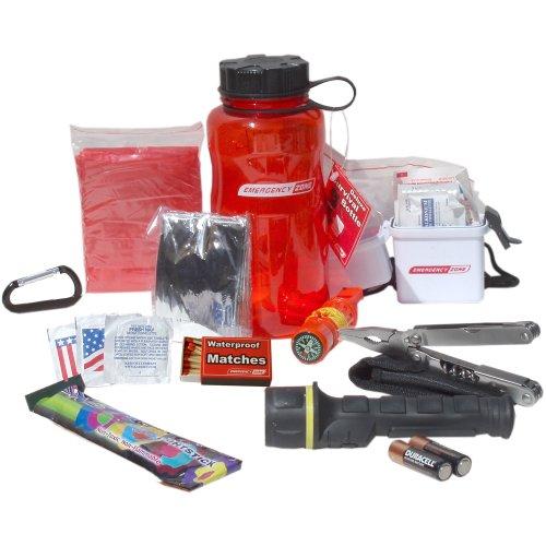 Deluxe Survival Bottle, Emergency Zone® Brand, Disaster Survival Kit, Emergency Preparedness
