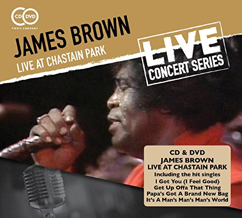 James Brown - Live at Chastain Park - Zortam Music