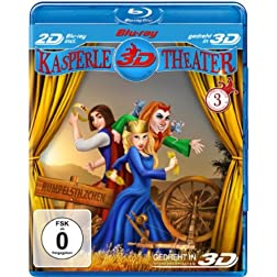 Rumpelstiltskin 3D (Blu-ray 3D + Blu-ray) [Region Free]