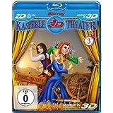 Rumpelstiltskin 3D (Region Free) [Blu-ray 3D + Blu-ray] (Bilingual)by Puppet's