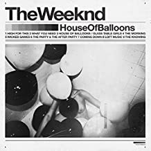 The Weeknd - The Weeknd: House of Balloons 2lp