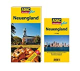 ADAC Reisefhrer plus Neuengland: Mit extra Karte zum Herausnehmen