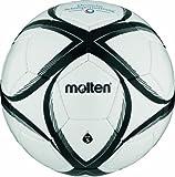 Molten FXST5 Ballon de football Blanc/Noir/Argent 5