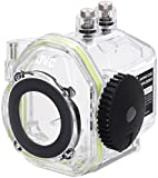 JVC WR-GX001 Underwater Marine Housing Case for GC-XA2 Adixxion Action Camcorder For diving even deeper (up to 40m/130ft)