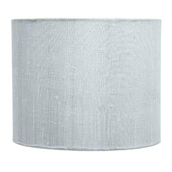 blue large drum lamp shade lampshades. Black Bedroom Furniture Sets. Home Design Ideas