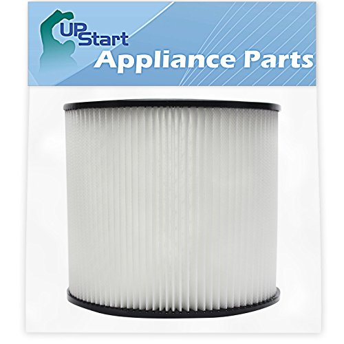 Replacement 90304 Filter for Shop-Vac - Compatible with Shop-Vac 90304, Shop-Vac LB650C, Shop-Vac QPL650, Shop-Vac 965-06-00, Shop-Vac CH87-650C, Shop-Vac SL14-300A, Shop-Vac 925-29-10, Shop-Vac 963-12-00, Shop-Vac 596-07-00, Shop-Vac 586-74-00, Shop-Vac 586-75-00, Shop-Vac 586-76-00 (Shopvac Filter 90304 compare prices)