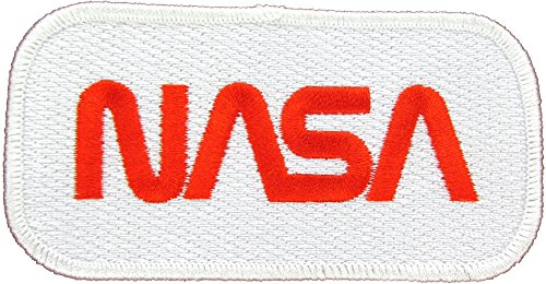 NASA Worm Insignia Official Patch