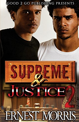 Book Cover: Supreme and Justice 2