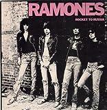 RAMONES ROCKET TO RUSSIA LP UK SIRE 1977