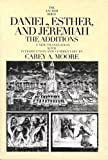 img - for Daniel, Esther, and Jeremiah: The Additions (The Anchor Yale Bible Commentaries) book / textbook / text book
