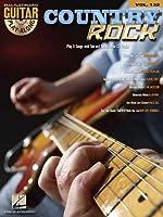 Guitar Play-Along Vol.132 Country Rock + Cd
