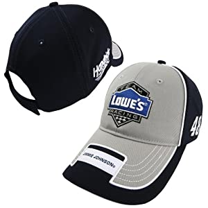 Jimmie Johnson Chase Authentics Lowes Pit Hat - 2014 by My Sports Shop