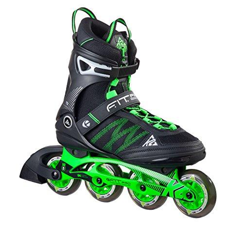 K2-Skate-Mens-FIT-Pro-84-Inline-Skates-BlackGreen-10