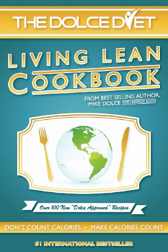 The Dolce Diet Living Lean Cookbook098497380X : image
