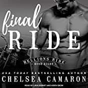 Final Ride: Hellions Ride, Book 8 | Chelsea Camaron