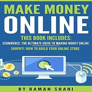 Make Money Online: 2 Manuscripts Audiobook