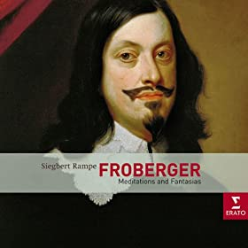 Froberger Works for Harpsichord
