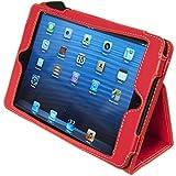 Kyasi Seattle Classic-iPad Mini 1/2 Case Rad Red