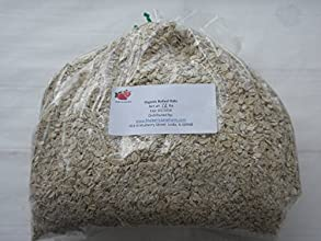 Barley Rolled Flakes USDA Certified Organic Non-GMO 13 Pounds or Thirteen lbs BULK