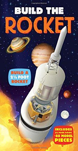 Build the Rocket [With 88 Model Rocket Pieces]