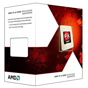 AMD FX-4350 4-Core Processor (125W, AM3+, 12MB Cache, 4300MHz)