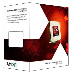 AMD FX-4350 4-Core Processor (125W, AM3+, 12MB Cache, 4300MHz)