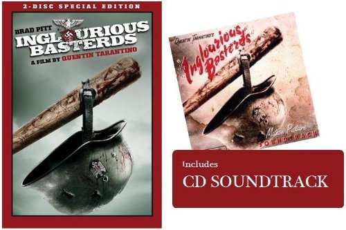 Inglourious Basterds (2-Disc Special Edition with Soundtrack CD)
