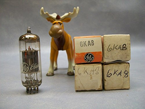6ka8-vacuum-tubes-lot-of-4-curtis-mathes-ge-rca-silvertone