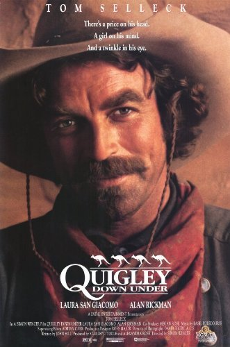 Quigley-Down-Under-POSTER-Movie-11-x-17-Inches-28cm-x-44cm-1990