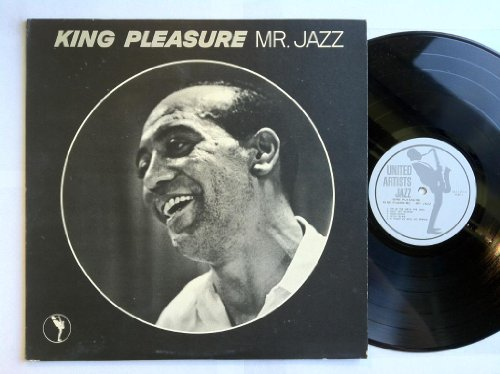 Mr. Jazz LP - United Artists Jazz - UAJ 14012 by King Pleasure